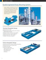 Goulds IC Series ISO Chemical Process Pumps for Worldwide Applications - 6