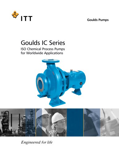 Goulds ICB Close-Coupled