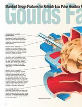 Goulds LP3400 Series Low Pulse Fan Pumps - 2