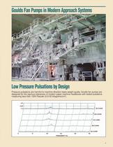 Goulds LP3400 Series Low Pulse Fan Pumps - 5