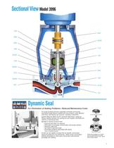 Goulds Model 3996 In-Line Process Pumps - 6