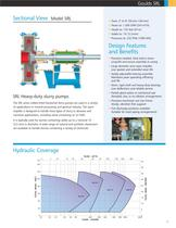 Goulds SRL Designed for Abrasive and Corrosive Slurry Services - 5