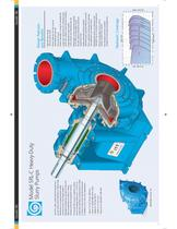 Goulds SRL Designed for Abrasive and Corrosive Slurry Services - 6