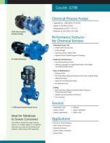 Goulds V 3298 Chemical Process Pumps - 2