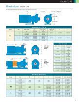 Goulds V 3298 Chemical Process Pumps - 9