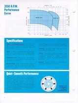 Multi-stage diffuser type pump 3335 - 2