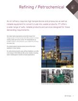 Products for the Oil and Gas Industry - 7
