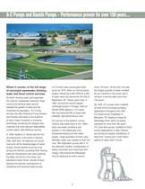 Products for the Water and Wastewater Industries - 2
