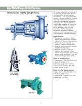 Products for the Water and Wastewater Industries - 7