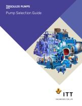 Pump Selection Guide - 1
