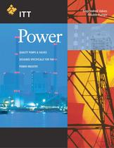 Pumps for Power Generation - 1