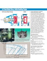 Pumps for the Sugar Processing Industry - 4