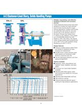 Pumps for the Sugar Processing Industry - 6