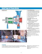 Pumps for the Sugar Processing Industry - 8