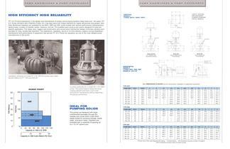 Single Suction Dry Pit Pumps - 2