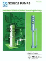 Vertical Cantilever Pump VHS - 1