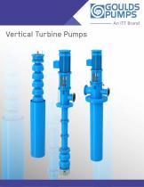Vertical Turbine Pumps - 1