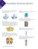 VIC / VIS / VIT Goulds Vertical Turbine Pumps - 4