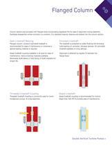 VIC / VIS / VIT Goulds Vertical Turbine Pumps - 5