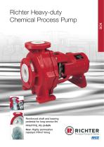 Mechanical Seal Pump SCK