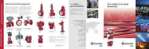 Richter Chemie-Technik - Safety down to the last detail