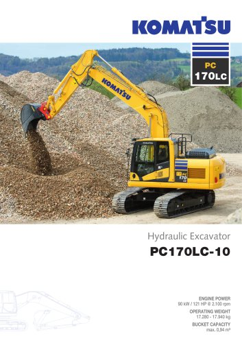 PC 170LC