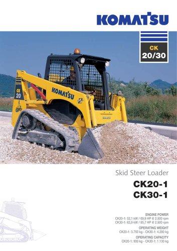 Skid Steer Loader CK20-1 CK30-1