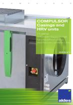 Casings and HRV Units