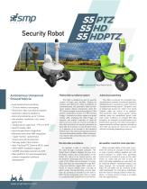 Security Robot S5