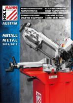 Catalogue Metalworking