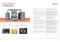 Royal Technology/PECVD deposition/ DLC by PECVD/R&D Laboratory