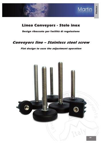 CONVEYORS LINE - PL+INOX
