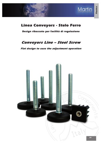 CONVEYORS LINE - PL+STEEL