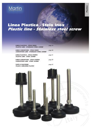 PLASTIC/STAINLESS LINE