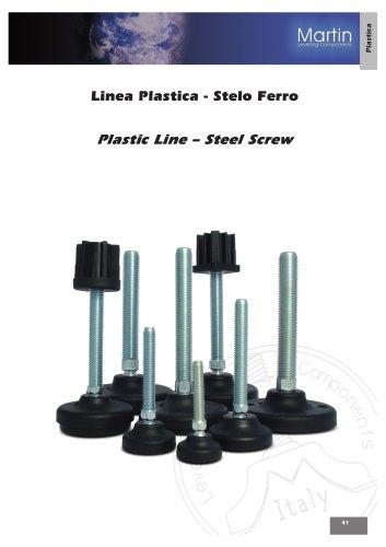 PLASTIC/STEEL LINE