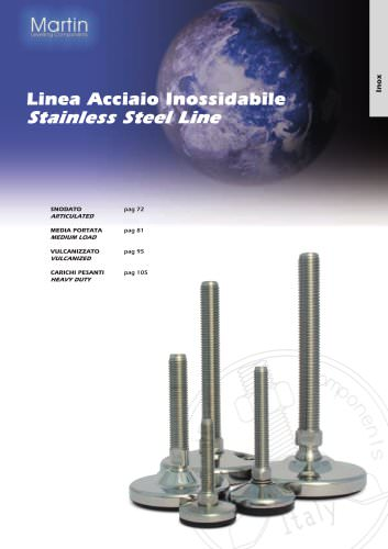 Stainless Steel Line ? Articulated