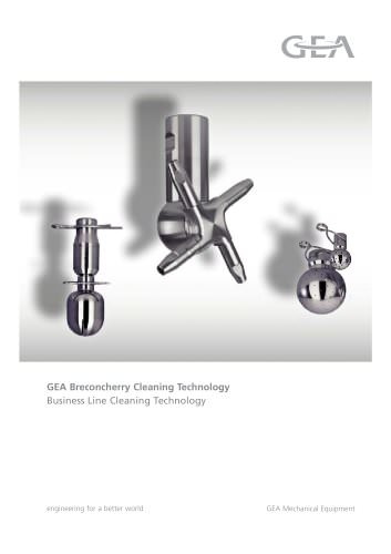 Cleaning Technoloy Brochure  2014