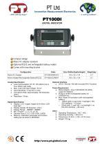 PT100DI Value Digital Indicator - 1