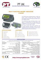 PT600R Advanced Function Digital Indicator - 1