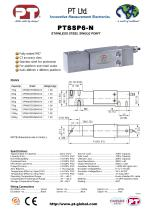 Single Point Load Cells-Stainless, Affordable, 400x400mm platform - 1