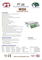 WS6 Counting Scale Brochure - 1