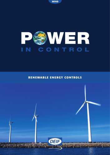 Renewable Energy & Controls - WIND