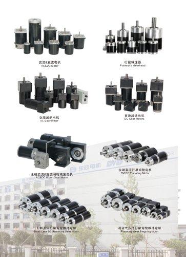 Gear Motors Series