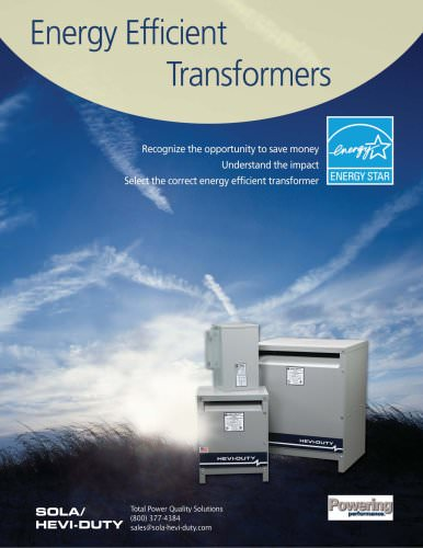 Ventilated Distribution Transformers