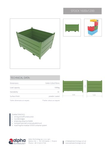 Containers Stock 1600x1200