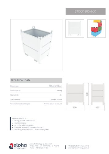 Containers Stock 800x600