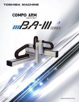 BAIII Series - Cartesian Robots