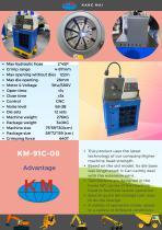 KM-91C-08 Hose Crimping Machine
