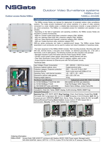 NSBox-4042E