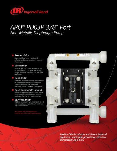 """3/8"""" - Ports PD0 Series Flier 0606-P"""
